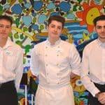 Auszubildende des AHORN Seehotels Templin im deutsch-französischen Austausch