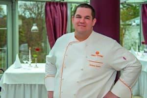 Christian Somann Küchenchef