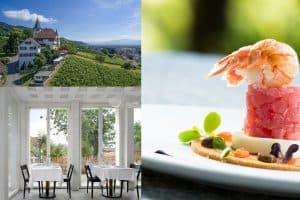 Romantik Restaurants Schweiz