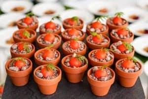 Kulinarisches Varieté im Hotel Vier Jahreszeiten Starnberg