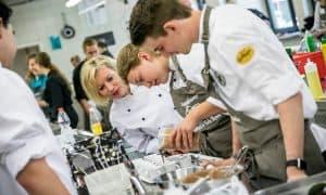 Deutschlands Nachwuchs-Kochtalente trainieren für den ersten Stern