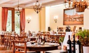 Ausgezeichnete Cucina casalinga in der Taverna & Trattoria Palio