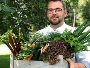 Das kulinarische Konzept des schlossgut gross schwansee