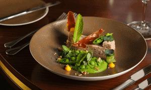 """Meldrum House Hotel präsentiert neues Restaurant """"Pineapple"""""""
