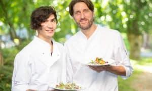 Küchenchef Frank Kilian kocht jetzt im Sheraton Grand Salzburg