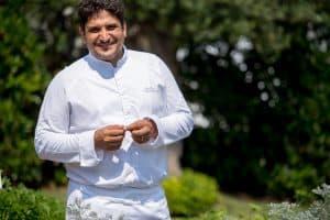 Mauro Colagreco kocht exklusiv im Water Restaurant des Sani Resorts