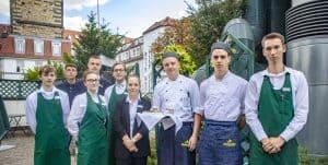 Für Nachwuchskräfte in der Hotellerie mit dem Land Rover durch Deutschland