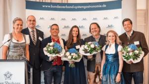 Deutscher Systemgastronomie-Preis 2019 verliehen
