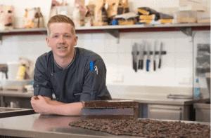 Schokoladen-Sommeliers Tom Langmaack