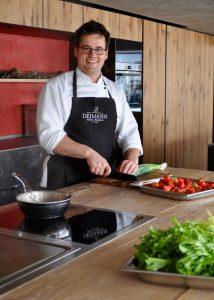 Küchenchef Felix Weber © Romantik- & Wellnesshotel Deimann