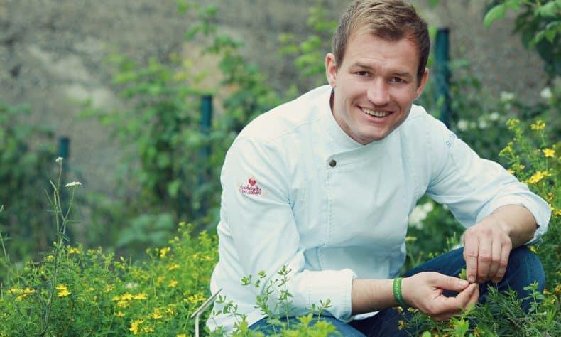 Toques d'Or Chef Simon Tress