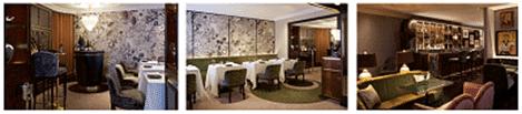 Restaurant Seven Park Place im Althoff St. James´s Hotel