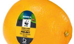 EDEKA und Apeel machen jetzt auch Zitrusfrüchte länger haltbar