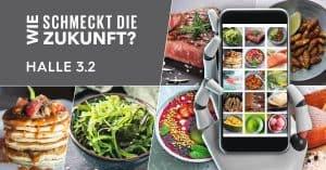 Wie schmeckt die Zukunft? Das sind die Trendthemen der Lebensmittelwirtschaft auf der IGW