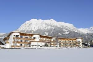 Best Western Plus Hotel Alpenhof, Oberstdorf mit 20-jährigem Jubiläum