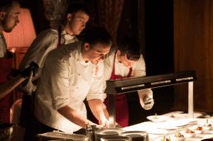 Sechster Gourmetsalon im Schlosshotel Kronberg