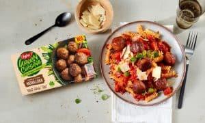 iglo Green Cuisine - neun neue, leckere Fleischalternativen Die neue Ess-Klasse in der Tiefkühlabteilung