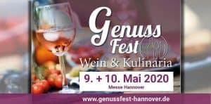 GenussFest 2020 - Neue Gourmet-Messe in Hannover