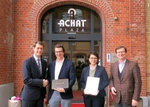 DEHOGA Hessen - Neue Qualitätspartnerschaft zwischen ACHAT Hotels und DEHOGA