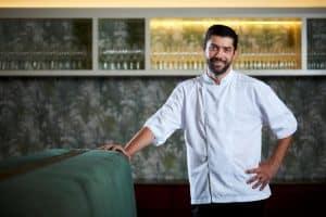 Küchenchef Bruno Augusto