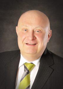 Hoteldirektor Andreas Kartschoke