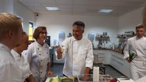 Alle Sinne werden bei der Qualifizierung zum ICA Junior Chef (m/w/d) angesprochen