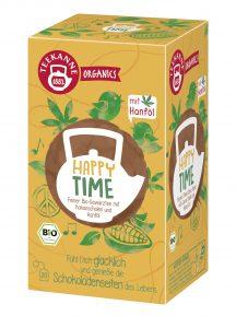 Neu von TEEKANNE: Happy Time aus dem Teeglas