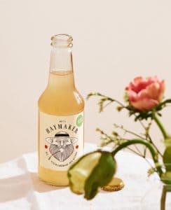 Moi's Haymaker: die Limonade mit Apfelessig