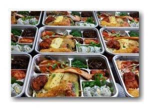 Käse und Wurst in der eigenen Box, Mahlzeiten zum Mitnehmen mit eigenem Geschirr: Was ist an Hygiene zu beachten?