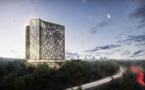 Das Steigenberger Kongress Hotel Frankfurt Airport komplettiert ab 2024 Gateway Gardens