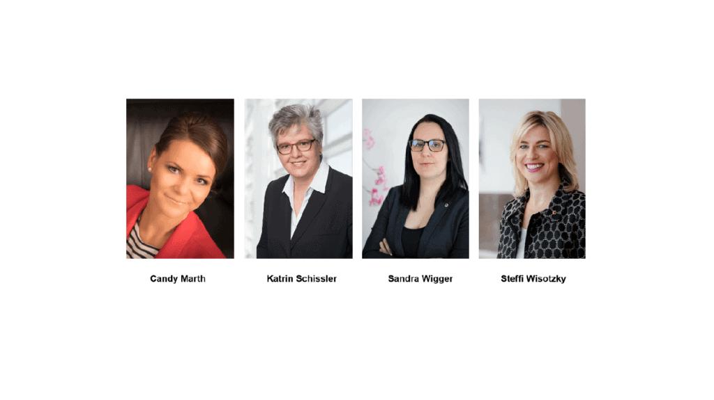 IntercityHotel mit neuen Direktorinnen in Deutschland und der Schweiz