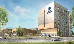 Neues Best Western Hotel Kiefersfelden eröffnet im Sommer