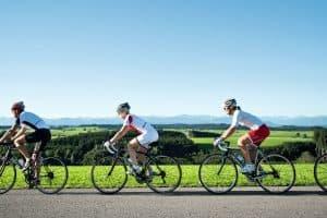 Allgäu statt Italien: nach Mailand und Bellamont mit dem Rad