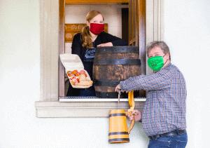 Brauerei Kundmüller verschenkt Seidla zum Selberzapfen