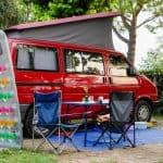 Mit dem ADAC Campingführer Naturferien pur