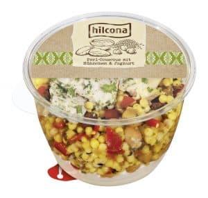 Neue Hilcona To-Go-Snacks für Genuss zum Mitnehmen