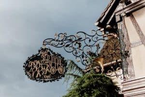 Hotel-Gourmetrestaurant Le Relais de la Poste in La Wantzenau im Elsass (Bild: Spirit Capture)
