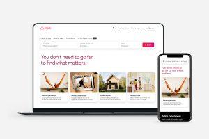 """Airbnb mit """"Go Near - Die Welt vor Ort entdecken"""" Kampagne"""