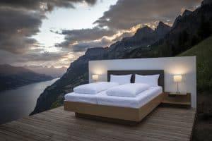 Null Stern-Erfinder eröffnen mit Ostschweiz und Liechtenstein sieben immobilienbefreite Hotel-Suiten