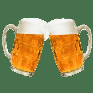 Bierproduktion