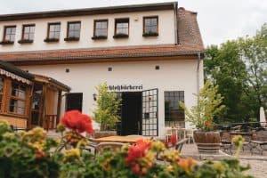 Traditionelle Kaffeehauskultur: Neueröffnung vom Café Schlossbäckerei Diedersdorf am Schloss Diedersdorf