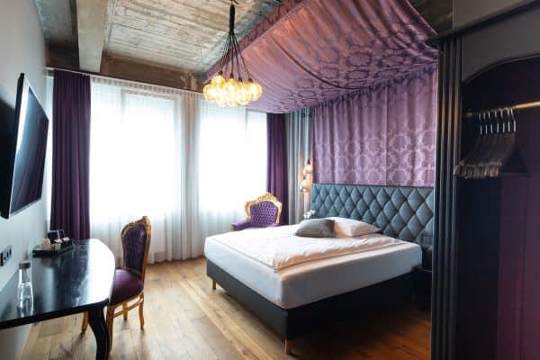 Eröffnung LOFTSTYLE Hotel Hannover: Industrial Chic im alten Postgebäude