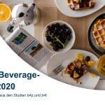 Essen und Trinken kommen beim Verbraucher gut an - auch in der Werbung