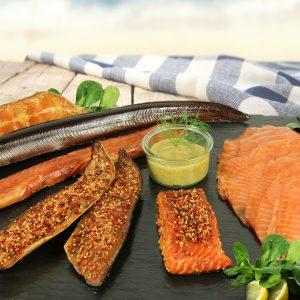Regionale Spezialitäten und Delikatessen von der Nordseeküste