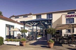 Mercure Tagungs- & Landhotel Krefeld: Kontaktlos und sicher