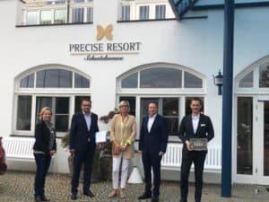 Precise Resort Werder am Schwielowsee mit DEHOGA-Klassifizierung
