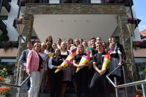 Wellness Resort Romantischer Winkel: Top-Ausbildung im 5-Sterne-Hotel