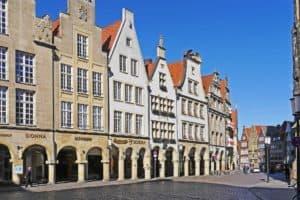 Corona halbiert Übernachtungszahlen in Münster