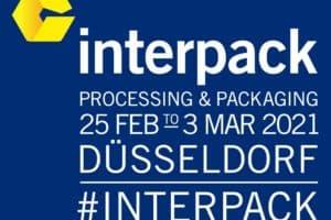 interpack 2021 vom 03. März 2021 in Düsseldorf