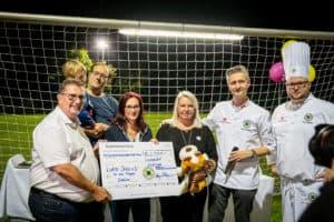 Köchenationalmannschaft: Team Germany kocht für kranke Kinder